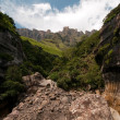 Drakensberg Mountains — Stock Photo #12590787