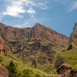 Drakensberg mountains — Stock Photo #12590900
