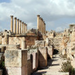 Ancient Jerash — Stock Photo
