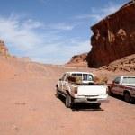 Wadi Rum — Stock Photo