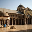 Omayyad Mosque — Stock Photo