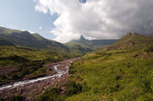 Drakensberg Mountains — Stock Photo