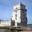 Stock Photo: Belem tower in Lisbon (Portugal)