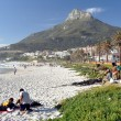 Stock Photo: Camps Bay, Cape Town