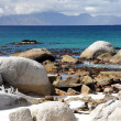 Boulders beach — Stock Photo