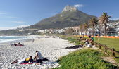 Camps Bay, Cape Town — Stock Photo