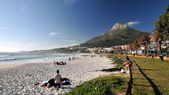 Camps Bay, Cape Town, South Africa — Stockfoto