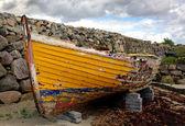 Derelict Boat — Stock Photo