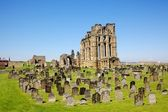 Tynemouth Castle and Priory — Stock Photo