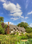 Anne Hathaway's Cottage — Stock Photo