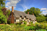 Anne Hathaway's Cottage — Stockfoto