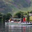 Ullswater Steamer — Stock Photo #18171591