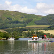 Ullswater Steamer — Stock Photo #18171599
