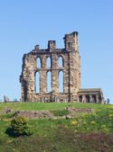 Tynemouth Priory — Stock Photo