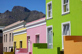 Bo Kaap Cottage Abstract — Stok fotoğraf
