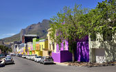 Wale Street, Bo Kaap — Stock Photo