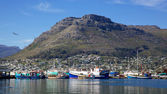 Hout Bay Harbour — Foto Stock
