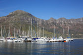 Hout Bay Harbour — 图库照片