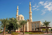Jumeirah Mosque — Stock Photo