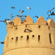 Al Jahili Fort — Stock Photo