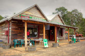 Australian Country Store — Stock Photo