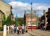 Beamish High Street — Stock Photo