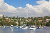 Middle Harbour, Sydney — Stock Photo