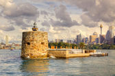 Fort Denison — Stock Photo