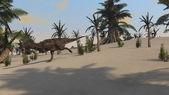 Magungasaurus dinosaurie — Stockfoto