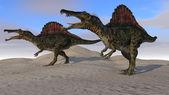 Spinosaurus dinosaurs — Foto de Stock
