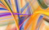 Abstrakcja fraktal — Zdjęcie stockowe