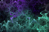 Fractal abstraction — Stock Photo
