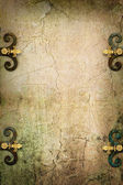 Art Stone Gothic fantasy medieval background — Stock Photo