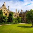 Art Cambridge University College — Stock Photo #28743145