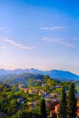 Art beautiful landscape in Provence — Stock Photo