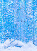 Art abstract Christmas Snowy background — Stock Photo
