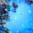 Christmas and New year party — Stock Photo
