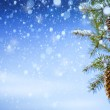Art winter background — Stock Photo #37499655