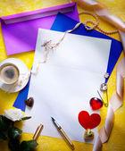 Art holiday background — Stock Photo
