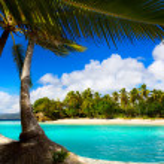 Art beautifu seaside view background — Stock Photo #41339019