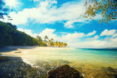 Art Summer vacation ocean beach  — Stock Photo