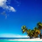 Art beautifu seaside view background — Stock Photo #44250223