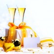 Merry Christmas and happy new year — Stock Photo #7970001