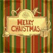 Christmas background — Vector de stock #14566479