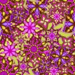 Seamless floral texture — Stock Vector #3684060