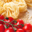 Royalty-Free Stock Photo: Ingredients for Italian pasta