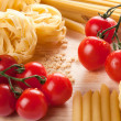 Постер, плакат: Ingredients for Italian pasta