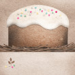 Royalty-Free Stock Photo: Easter cake