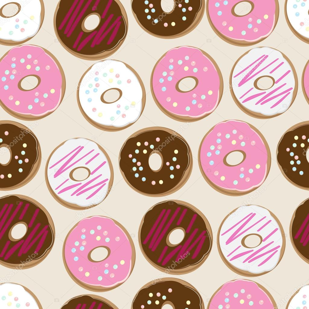 donut wallpaper iphone