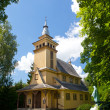 Pavilnys church in Vilnius, Lithuania — Stock Photo